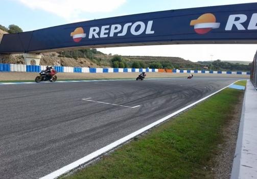 Motocykliści LRP Poland testują w Jerez